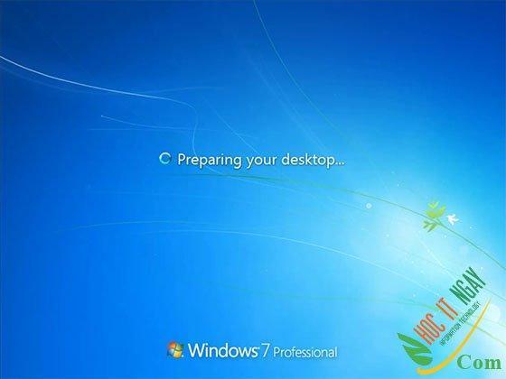 preparing0win7