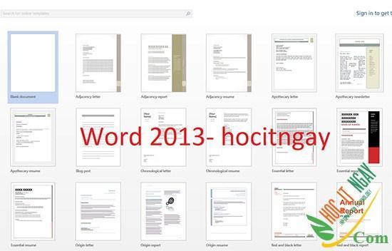 Word 2013 full