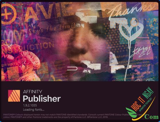 Tải Affinity Publisher miễn phí