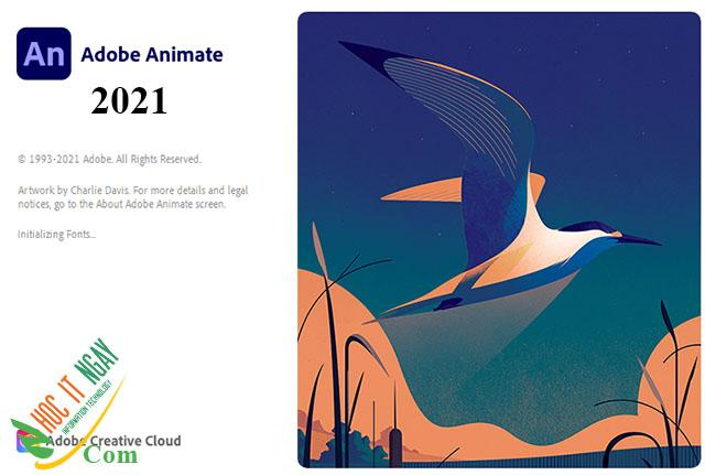 Tải Adobe Animate 2021 miễn phí