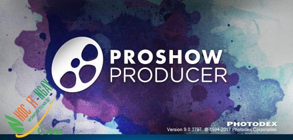 Tải ProShow Producer miễn phí
