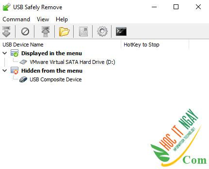 Tải USB Safely Remove miễn phí