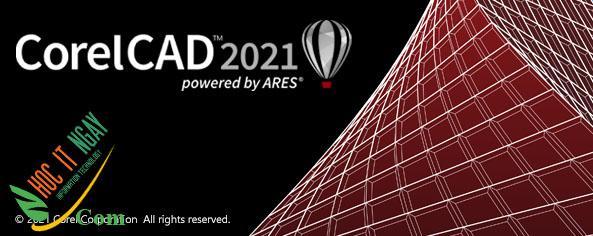 Tải CorelCAD 2021 miễn phí