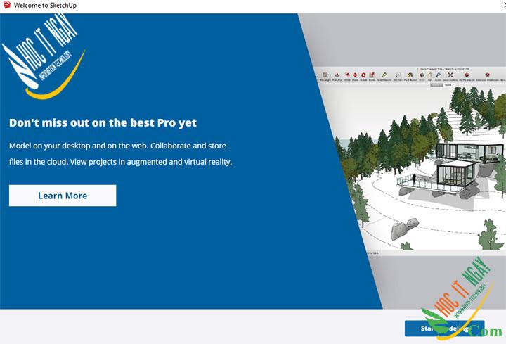 Tải SketchUp Pro 2019 miễn phí